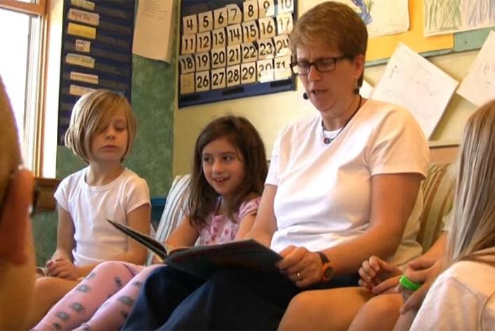 Jennifer at the Parker School: Stereotypes & Gender Identity Development