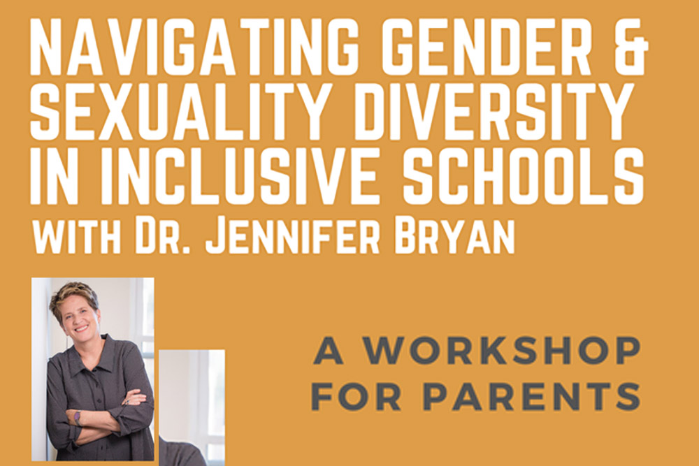 Navigating Gender & Sexuality Diversity in Inclusive Schools